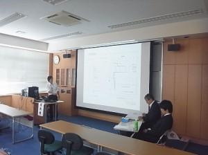 第47回地盤工学研究発表会会議中3